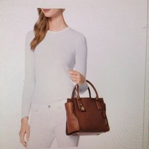 Beautiful Michael Kors McKenna Satchel NWT